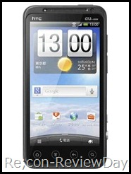 au HTC EVO 3D ISW12HT スペック一覧
