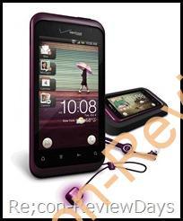 HTC RhymeはVerizonより9月29日に$199で発売予定