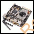 Zotac Z68ITX-B-EはDVIの固定金具が付属していない