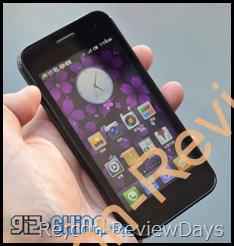 FoxconnのスマートフォンがiPhoneに似ている