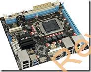 H61搭載USB3.0対応 Mini-ITXマザー MINIX H61M-USB3が発売開始