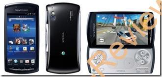 docomo Xperia PLAY SO-01Dが10月26日より発売開始