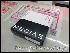 MEDIAS W (N-05E)とXperia acro HD (SO-03D)を購入