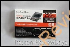 東芝製SATA3コントローラー「HG5d」を搭載するSSD「S6T256NHG5Q」のパフォーマンスをチェックする