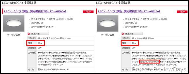 lec-ah800_810_hikaku