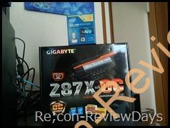 Core i7-4770KとGA-Z87X-OCを購入しました
