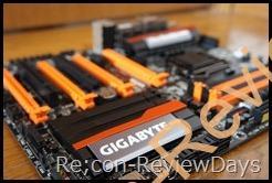 GIGABYTE GA-Z87X-OC フォトレビュー