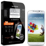 美しい液晶保護ガラスScreen Protector GLAS.tR SLIM for GALAXY S IV (SGP10178) 適当なレビュー