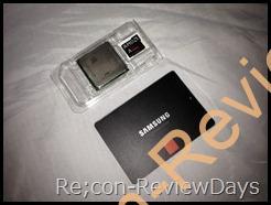 Samsung SSD 840 250GBとAMD A10-6800KをMain PCへ組み込み