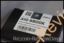 AMD A10-6800Kのパフォーマンスを確認する