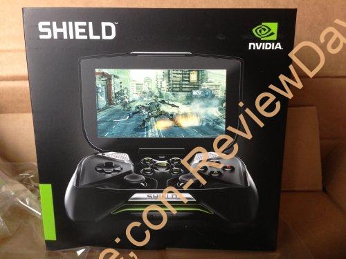 Nvidia SHIELDでソフトウェアキーボードをオンにすると縦の短さが辛い
