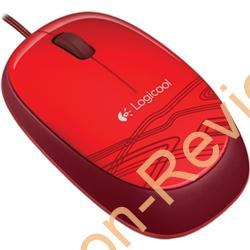 【乞食速報】NTT-X、ロジクールのマウスM105 レッド 10個セットが680円! ※5分で完売