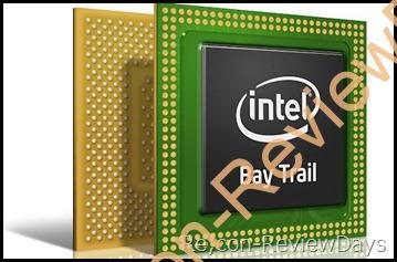 Intelのタブレット向けSoC 『BayTrail-T』はSATAに対応せず、eMMC 4.51に対応