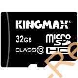KINGMAX microSDHCカード 32GB Class10 (KM-MCSDHC10X32G) パフォーマンスを確認する