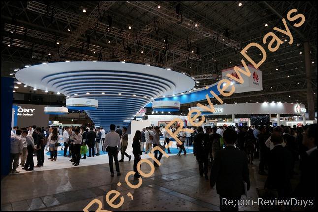 CEATEC JAPAN 2013 Intelブースまとめ