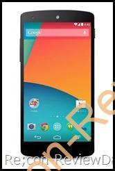 Google Nexus 5 16GB/32GBを発売開始、日本でもGoogle Playから購入可能に
