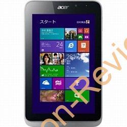 Acer ICONIA W4-820のBIOSをチェックする (2/3)