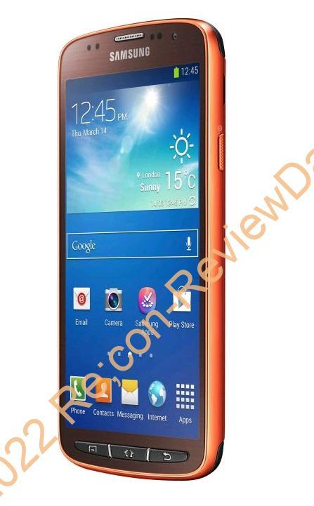 Samsung GALAXY S4 Active (GT-I9295)を購入しました