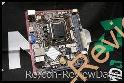 Mini-ITXなのに拡張スロットが2本あるマザー、ECS「H81H3-M4」の外観をチェックする