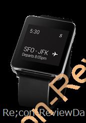 Google PlayストアにてAndroid Wear搭載のLG製スマートウォッチ「G Watch」が発売開始、税込、送料込みで22,900円