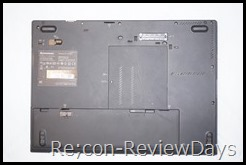 Lenovo Thinkpad T410SのHDDの交換方法について