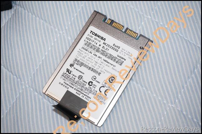 Lenovo Thinkpad T410SをSSDにアップグレードする方法