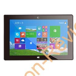 FREETEL製Windows 8.1搭載10インチタブレット「FT142E_Gaia10」が特価27,800円、送料無料!