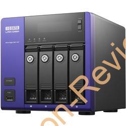 IO-DATA製のNAS「HDL-Z4WS2.0A」に搭載されている4台のHDDは「クリッピング」により1TBから500GBに縮小、クリッピングを解除する方法