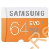 AmazonのタイムセールにてSamsung製UHS-I対応のmicro SDXC 64GBが特価3,180円、送料無料!