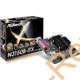 ASRock、格安なBraswellをオンボードで搭載するMini-ITXマザーボード「N3150B-ITX」の外観をチェックする