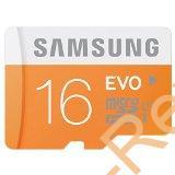 AmazonのタイムセールにてSamsung製のUHS-I対応の16GB microSDが特価864円、送料無料で販売中!