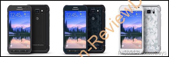 Samsung 防水防塵耐衝撃対応のスマートフォン「Galaxy S6 Active (SM-G890A)」が気になる