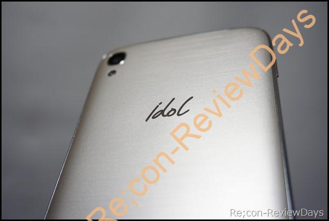39,800円で購入しやすくなったSIMフリースマートフォン「ALCATEL ONETOUCH IDOL 3」の外観をチェックする #ALCATEL #SIMフリー #MVNO