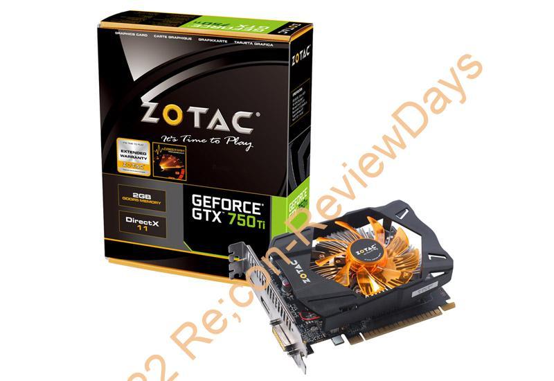ZOTAC製GeForce GTX 750 Ti搭載のOCショート基板モデル「ZT-70605-10M」が夜間特価12,980円、送料無料!