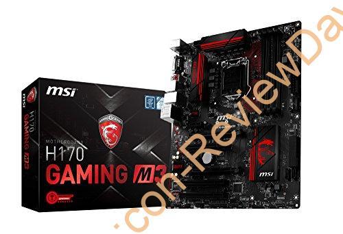 MSI Skylakeに対応したH170 Gaming M3の外観をチェックする