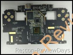 GPD WINに搭載される予定の基板が公開、Intel Atom x5-Z8550の小型さが目立つ形に