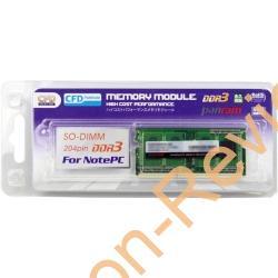 ノートPC向けDDR3L-1600 8GB×1が特価2,990円、送料無料で販売中 #NTTX #CFD #メモリ #自作PC