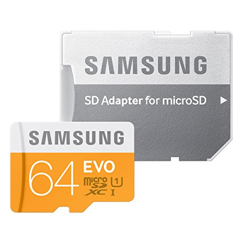 Samsung コストパフォーマンス抜群なmicroSDXC 64GB EVO「MB-MP64DA/FFP」のパフォーマンスをチェックする #Samsung #microSDXC #microSD