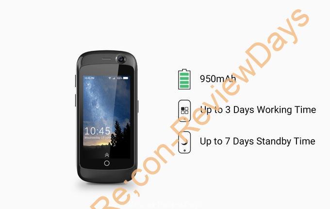 KICKSTARTERで出資者募集中の2.45インチLTE対応スマートフォン「Jelly Pro」に出資してみた #KICKSTARTER #Jelly #Unihertz #クラウドファンディング