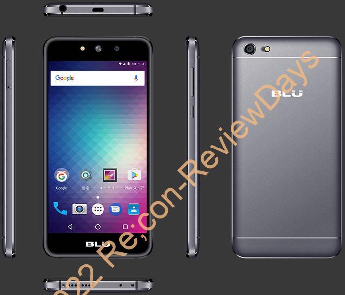 AmazonにてBLU製の格安SIMフリースマートフォン「GRAND M ケース付」各色が契約任意のSIMカードセットで最安特価4,980円、送料無料 #BLU #MVNO #格安SIM
