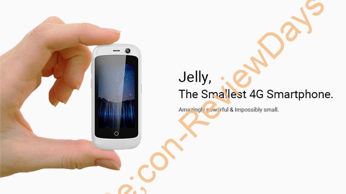 Jelly Proで同時注文した予備バッテリー分は返金対応に #JellyPro #Kickstarter