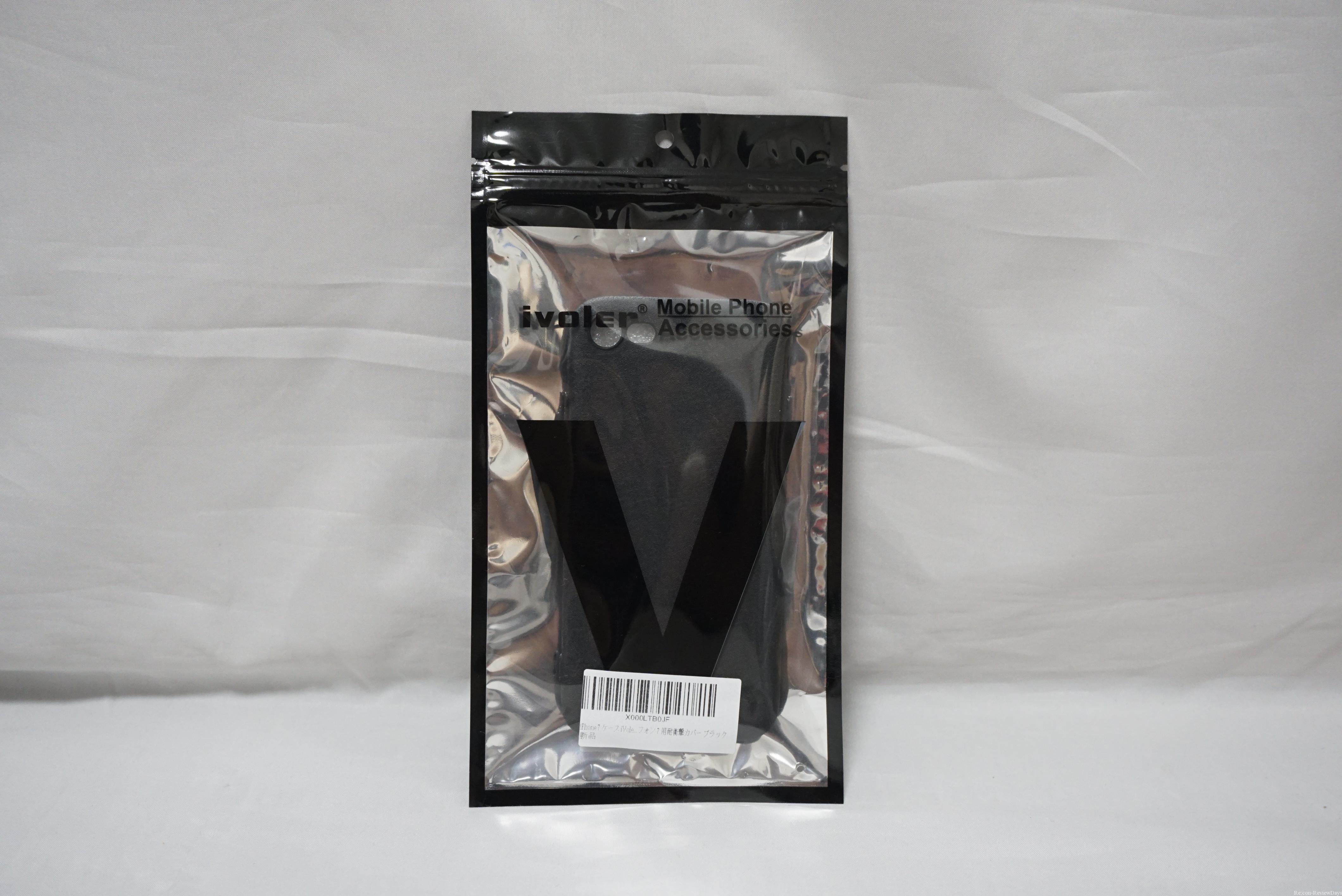 iVoler 1.5mmの厚みを持つiPhone7、8専用TPUケース「B075FMFFB」の使い心地をチェックする