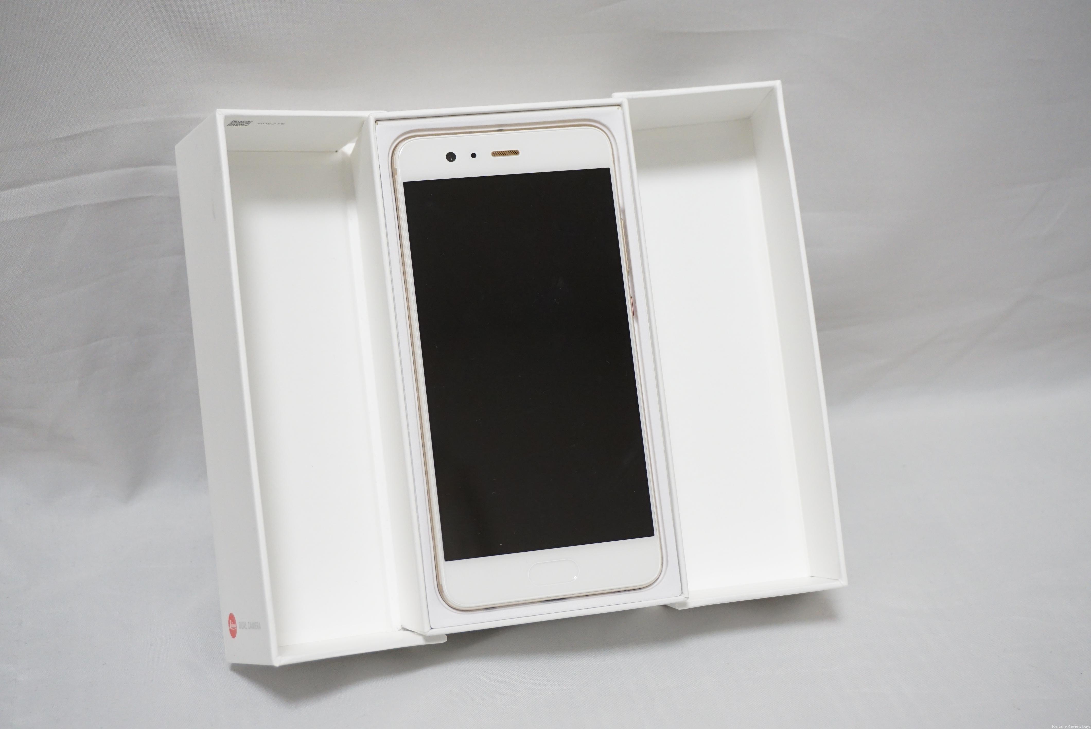 Huawei P10 Plus 国内版 VKY-L29の外観をチェックする #Huawei #P10Plus #Huaweiタッチアンドトライ