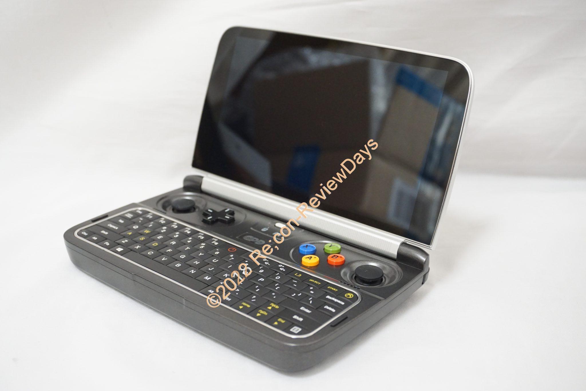 GPD社が作る第2世代目のゲーミングUMPC「GPD Win2」の外観をチェックする #GPD #GPDWin2 #INDIEGOGO #IDG