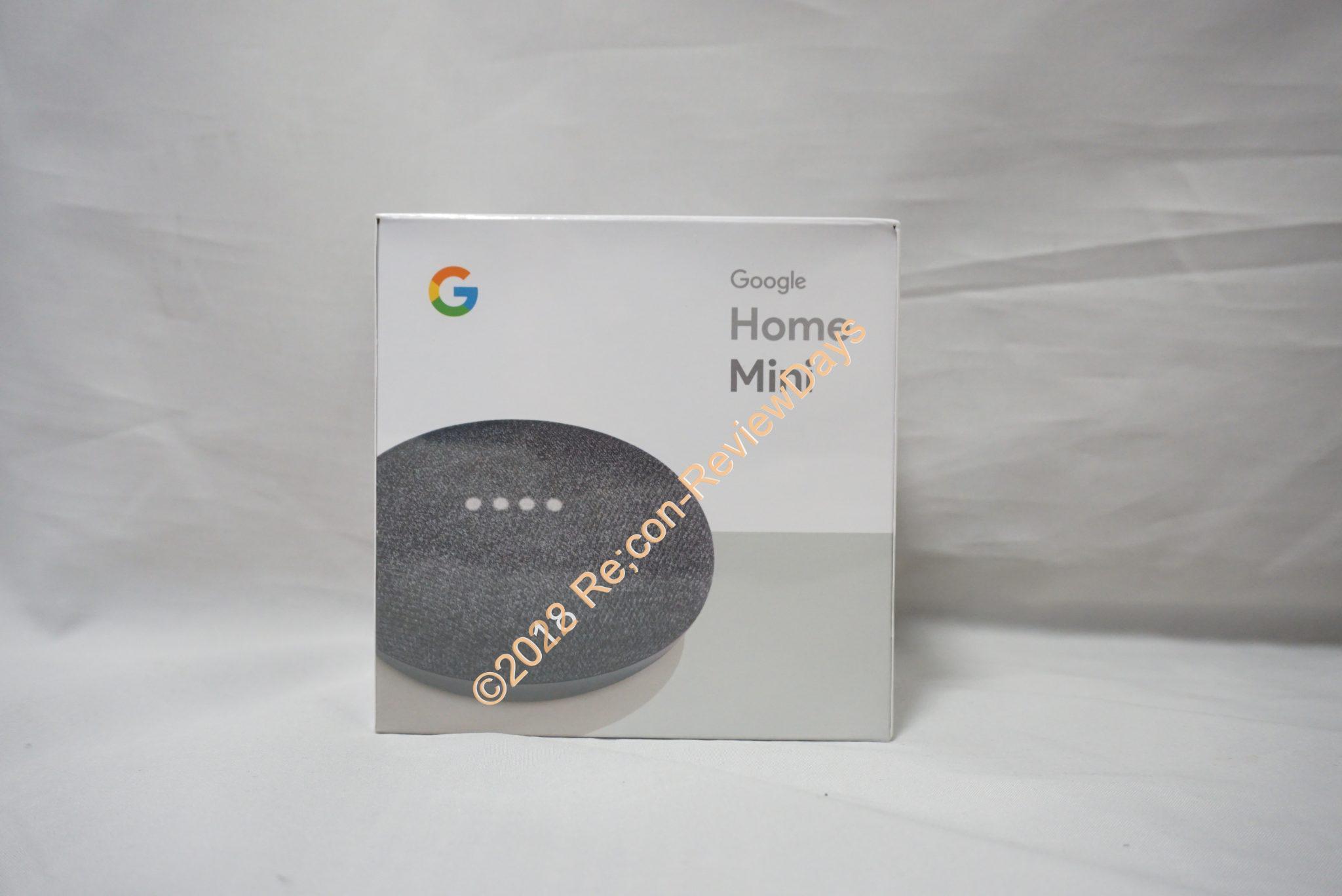 今更ながらGoogle Home Miniを購入しました #Google #GoogleHome #GoogleHomeMini