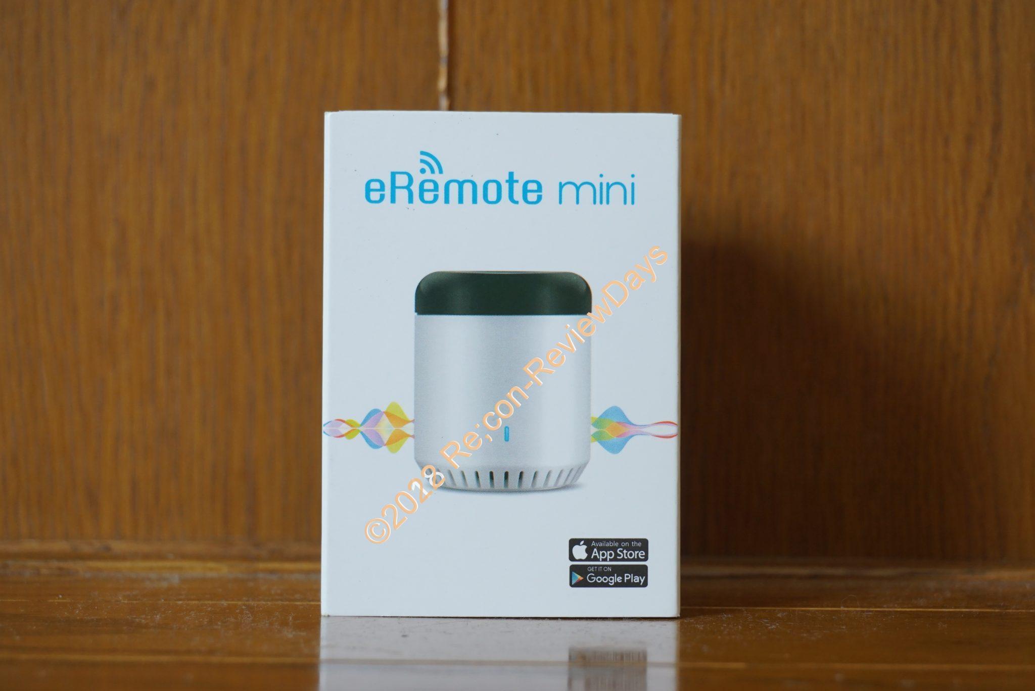 LinkJapan eRemote mini IoTリモコンがAmazonでほぼ半額の3,980円だったので購入してみた #Amazon #LinkJapan #eRemote #IoT