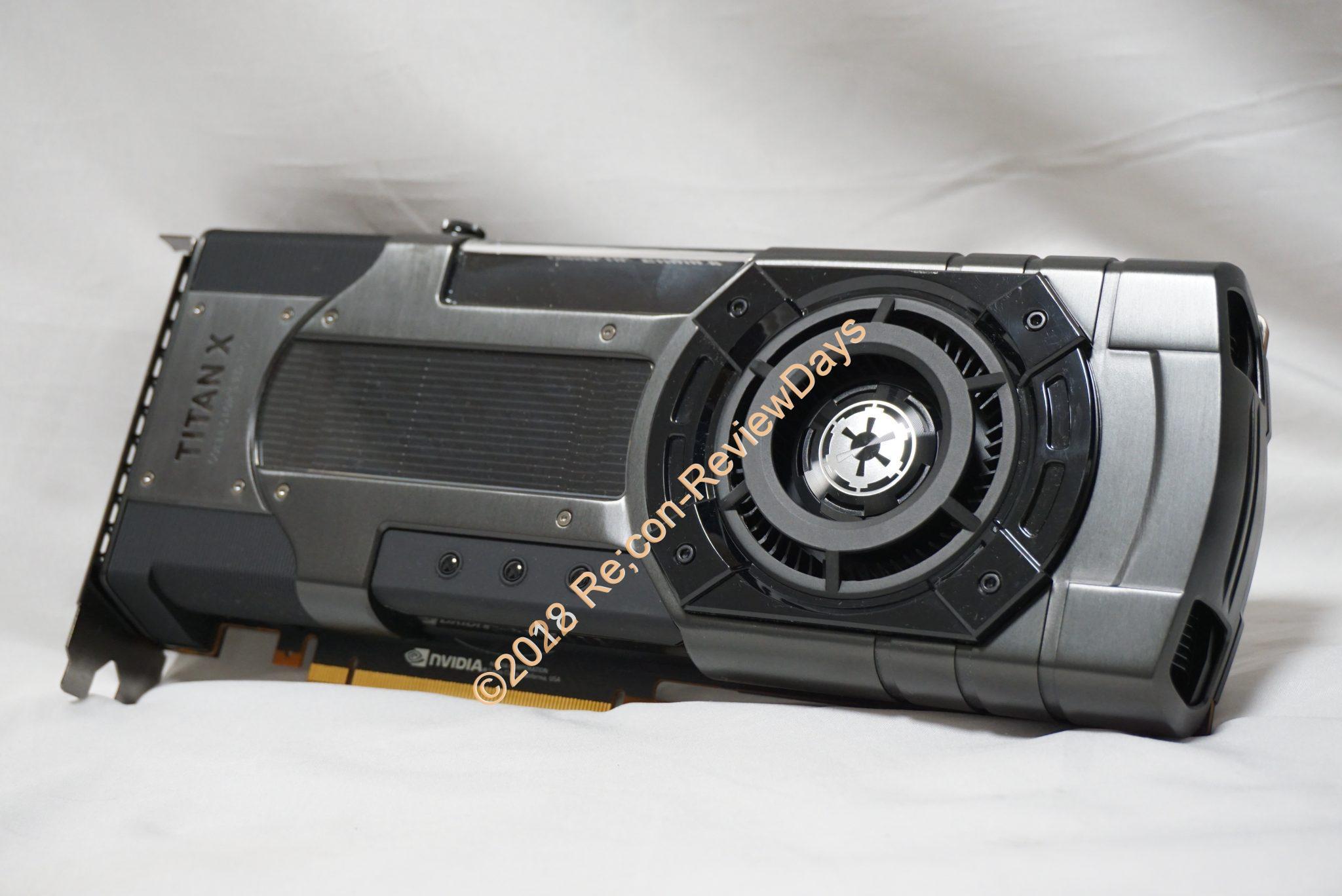 NVIDIA TITAN Xp COLLECTOR'S EDITIONを購入しました #NVIDIA #TITANXp #Pascal #GPU