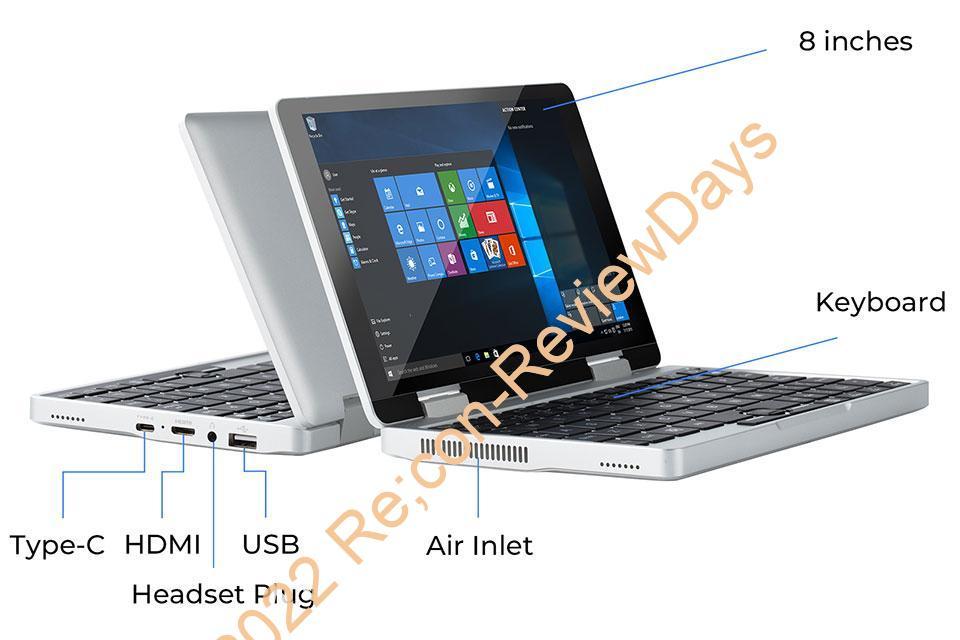 Topjoy製2in1デバイス「Falcon」の出荷は6月21日から始まっている #Topjoy #Falcon #2in1#KICKSTARTER #INDIEGOGO