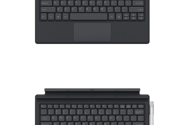 CHUWI UBookは4月末頃に出荷予定、しかしアップグレードされたキーボードに問題が有った為初めのオリジナルキーボードに変更 #CHUWI #UBook #クラウドファンディング