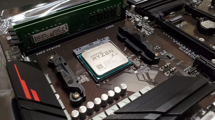 GIGABYTE B450 Gaming XでUSB周りの不具合が発生したためBIOSをF30からF31に上げると改善 #GIGABYTE #AMD #B450 #マザーボード